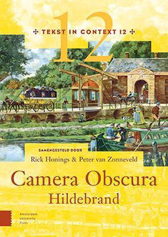 Camera Obscura - Nicolaas Beets / druk 1 - Hildebrand |