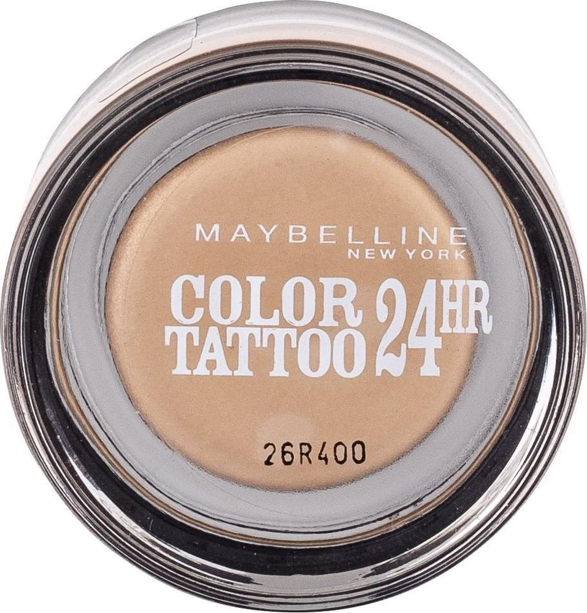 Maybelline Color Tattoo 24H  - 5 Eternal Gold - Goud - Oogschaduw - Maybelline