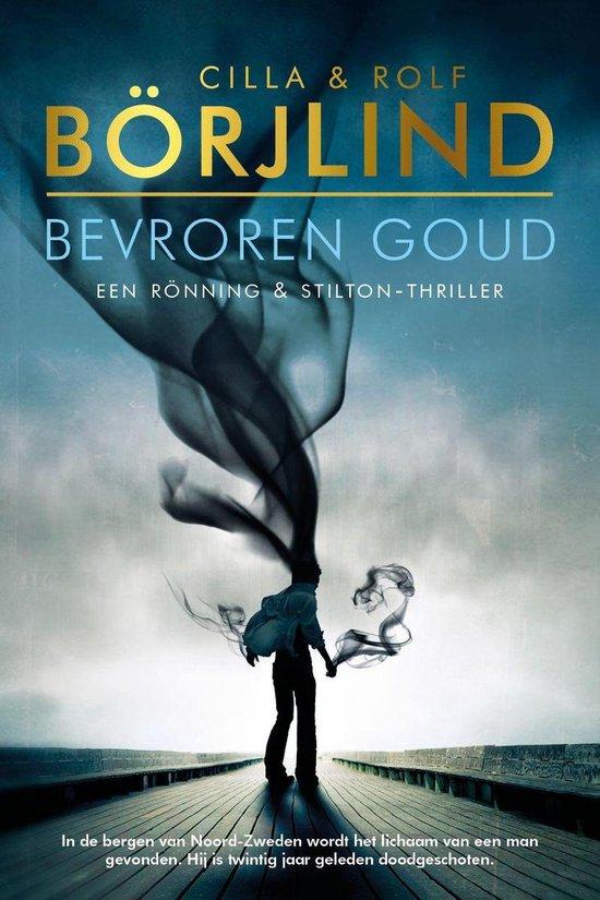 Boek cover Bevroren goud van Cilla En Rolf Börjlind (Onbekend)