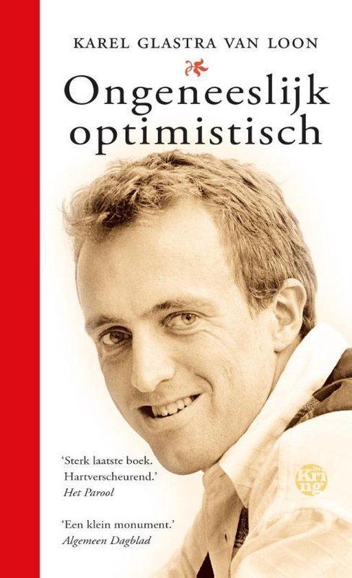 Ongeneeslijk optimistisch - Karel Glastra van Loon   Readingchampions.org.uk