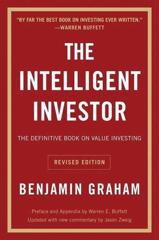 Boek cover The Intelligent Investor van Benjamin Graham (Paperback)