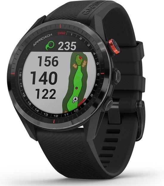 Garmin Approach S62 - GPS Golfhorloge - 47 mm - Zwart