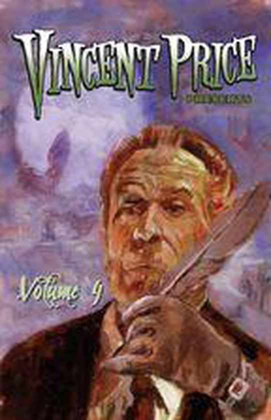 Vincent Price Presents: Volume #04