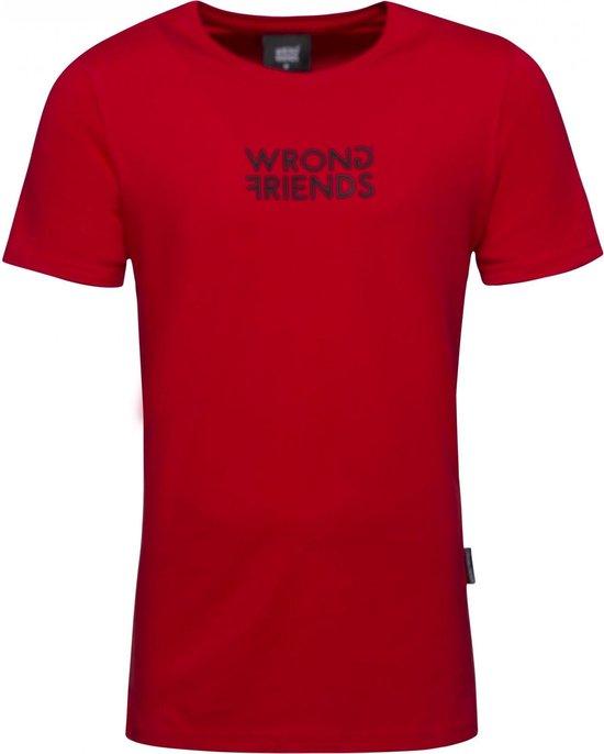 Wrong Friends Wrong Friends Phoenix t-shirt Heren T-shirt