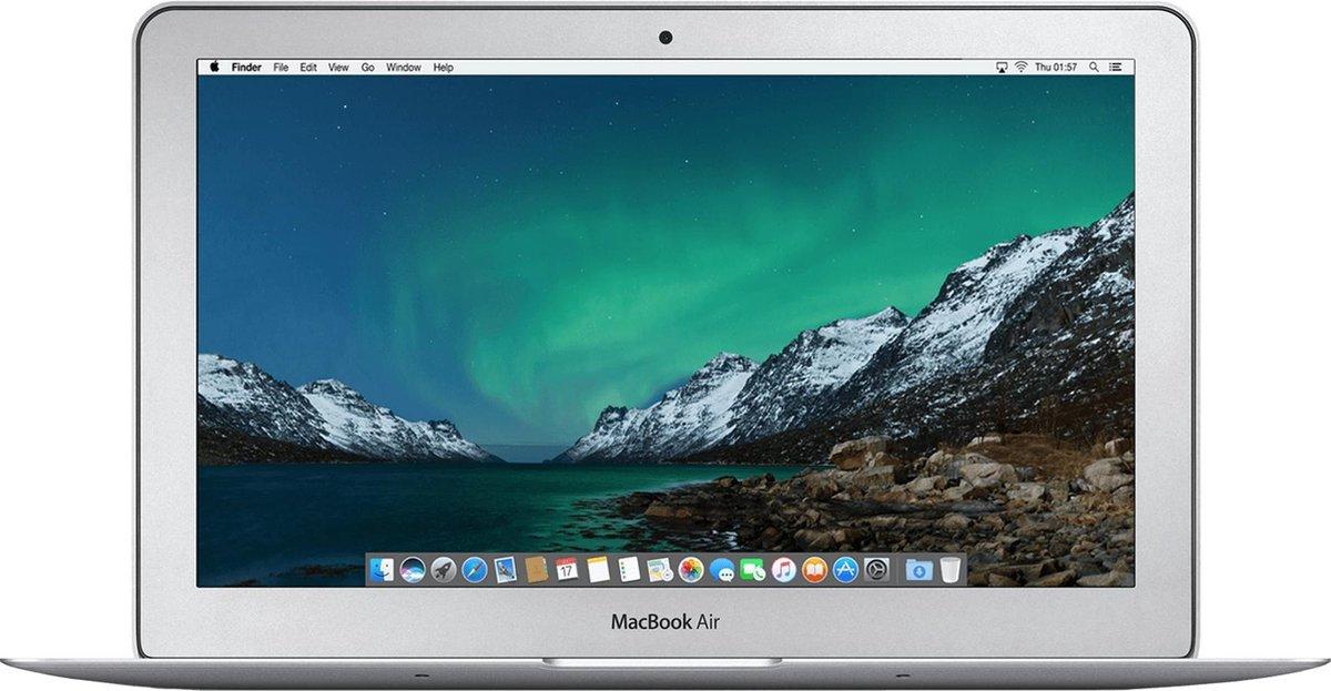 MacBook Air 11 inch   4GB   128GB SSD   Licht gebruikt   leapp kopen