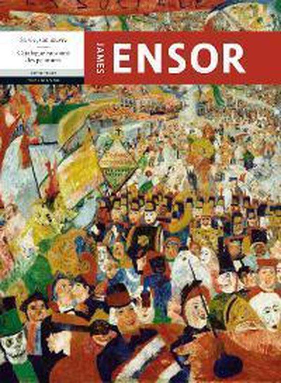 James Ensor 1860-1949 Franse Editie - Xavier Tricot |