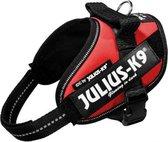 Julius K9 IDC Powertuig/Harnas - Mini/51-67cm - S - Rood
