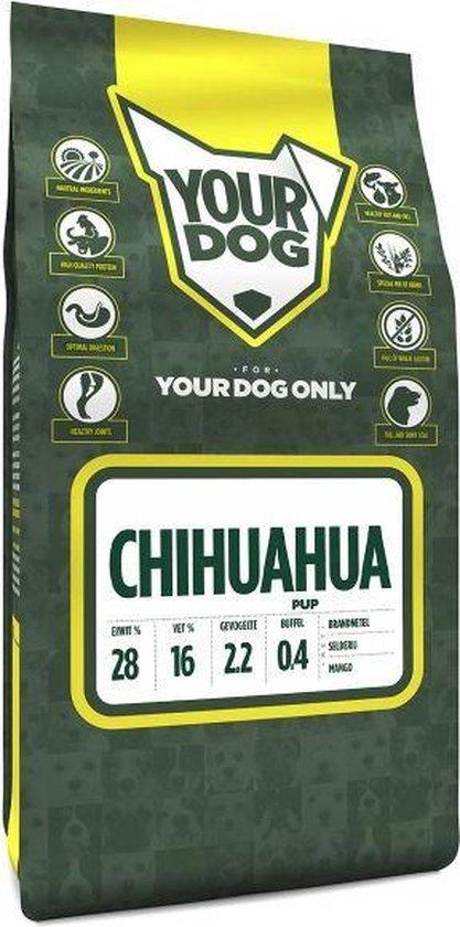 Yourdog chihuahua hondenvoer - 3k