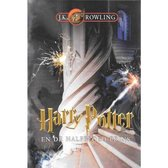 Boek cover Harry Potter 6 -   Harry Potter en de halfbloed Prins van J.K. Rowling (Paperback)