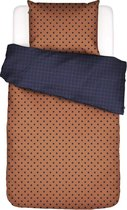 Covers&Co dekbedovertrek  Turn Over hazel - lits jumeaux (240x200/220 cm incl. 2 slopen)