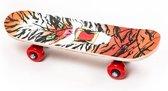 Kinder skateboard  Tijger tot 6 jaar   Jongens & Meisjes   Mini Skateboard  