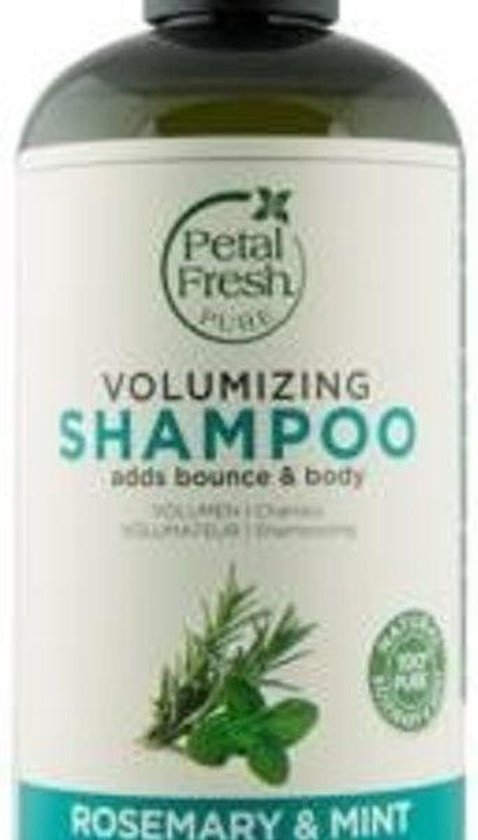 Petal Fresh Rosemary & Mint Unisex Shampoo 475ml