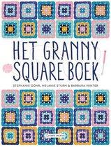 Forte Boek - Het granny square boek Stephanie Göhr e.a.
