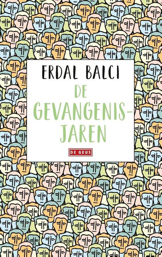 Boek cover De gevangenisjaren van Erdal Balci (Onbekend)