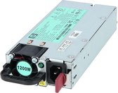 HP 1200W Server PSU Stromversorgung 80 PLUS zilver pc-voedingen efficientie 90% 437572-B21 Gereviseerde met 1 jaar garantie