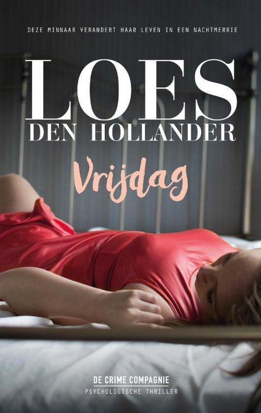 Boek cover Vrijdag van Loes den Hollander (Paperback)