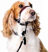 Halti OptiFit Headcollar - Hond - Anti trekhalsband - Maat M - Voor Labrador, Boxer, Dobermann, Golden retriever