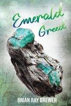 Omslag Emerald Greed