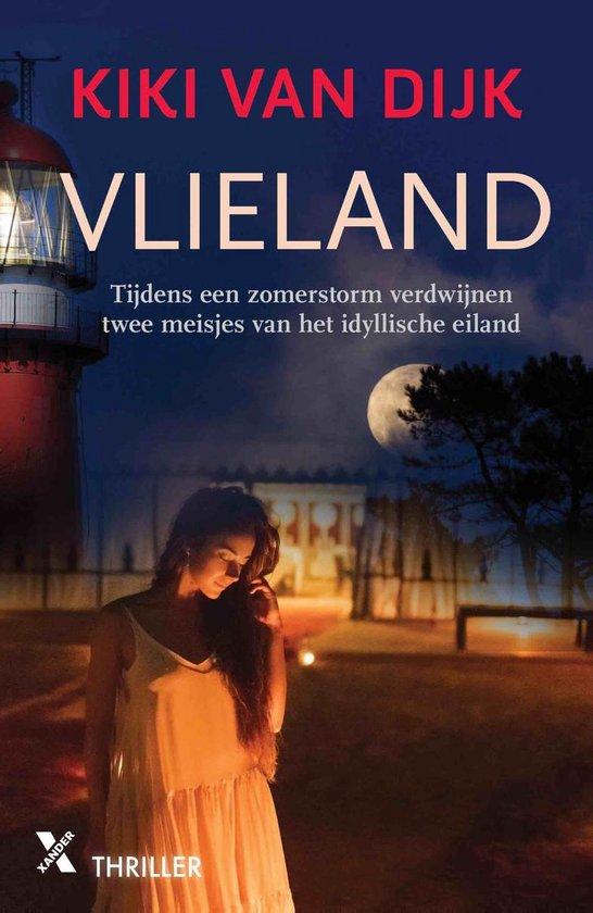Boek cover Vlieland van Kiki van Dijk (Onbekend)