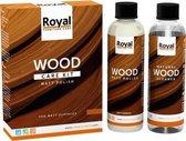 Oranje Matt Polish Wood Care Kit + Cleaner 2x75 ml