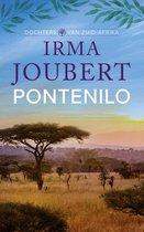 Boek cover Pontenilo van Irma Joubert