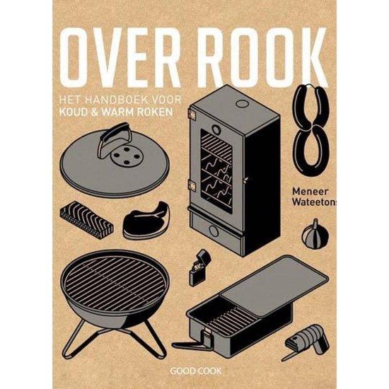 Boek cover Over rook van Meneer Wateetons (Hardcover)