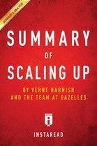 Boek cover Summary of Scaling Up van Instaread Summaries