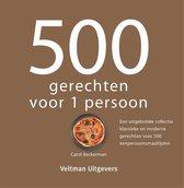 500 gerechten voor 1 persoon