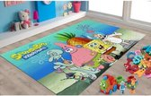 Herms-spongebob-Vloerkleed -Antislip -150x230 cm
