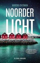 Boek cover Noorderlicht van Mariska Overman (Paperback)