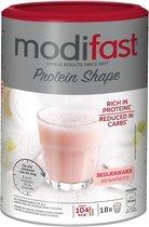 Modifast Protiplus Milkshake Aardbei - Voordeelverpakking