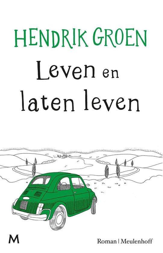 CD cover van Leven en laten leven van Hendrik Groen