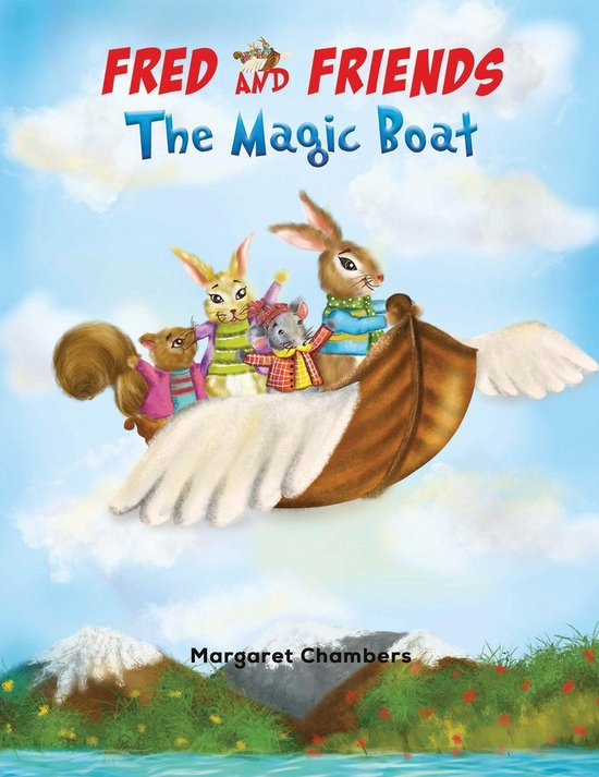 Fred and Friends – The Magic Boat