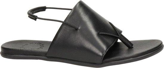 Nelson dames sandaal Zwart Maat 41