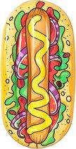 Bestway luchtbed hotdog - model 43248- PVC - 94cm - 2 luchtkamers - max. gewicht: 90kg