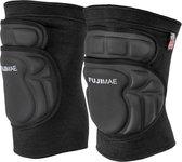 Fuji Mae ProSeries 2.0 knie beschermers Kleur: Zwart, Maat: M