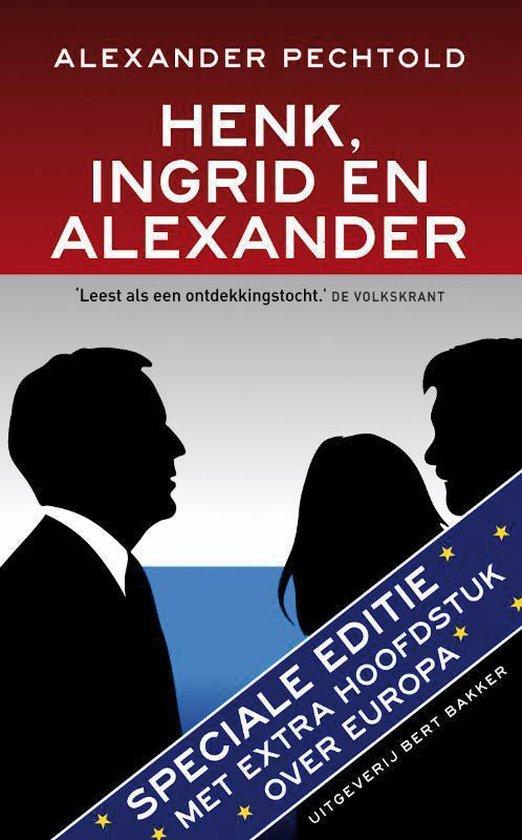 Henk, Ingrid en Alexander - Alexander Pechtold |