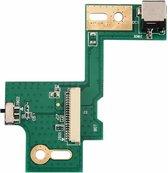 Let op type!! DC In Jack Board for Asus Laptop N53 / N53SN / N53J / N53S / N53SV / N53T / N53D