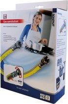 Scanpart Gas Aansluit Set Rvs-flexibele 75cm