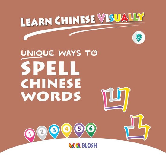 Learn Chinese Visually 9: Unique Ways to Spell Chinese Words