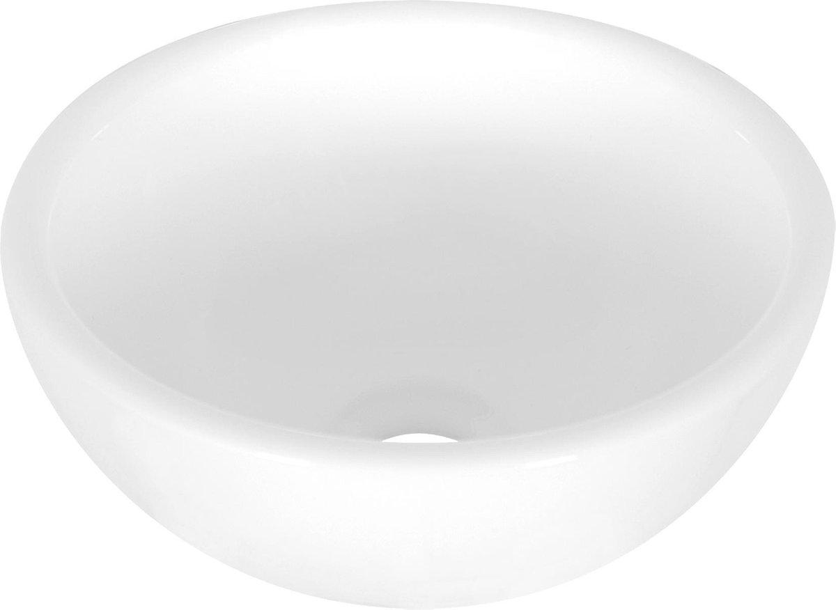 Differnz Ruz - Waskom keramiek - Rond - 25 x 25 x 11 cm
