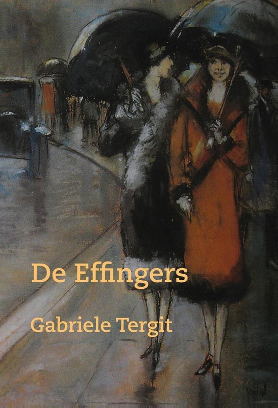 De Effingers - Gabriele Tergit |