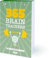 Scheurkalender - 2021 - Braintrainer