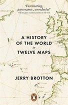 Boek cover A History of the World in Twelve Maps van Jerry Brotton