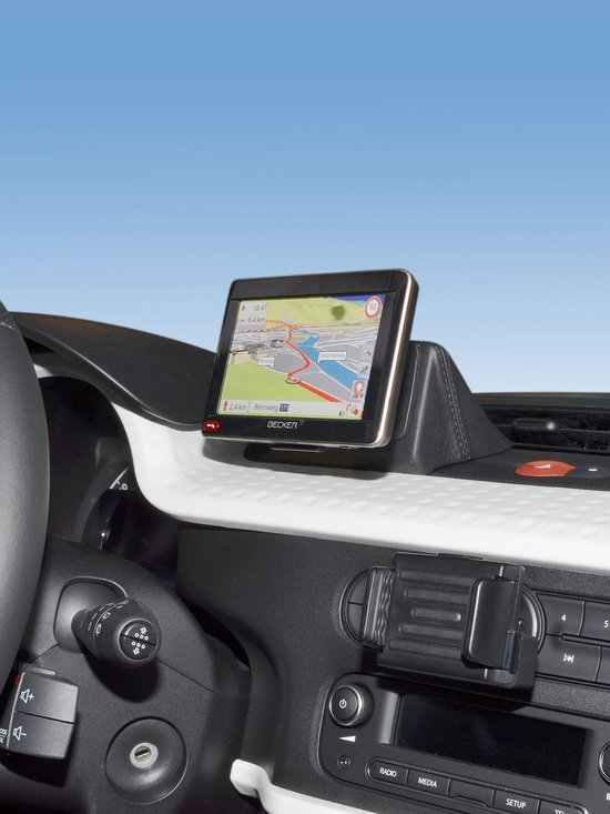 Houder - Kuda Renault Twingo III 2014-2019 Kleur: Zwart