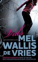 Boek cover Politie niet betreden - Vals van Mel Wallis de Vries (Hardcover)