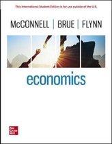 Boek cover ISE Economics van Campbell Mcconnell