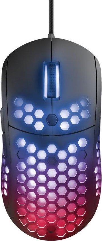 Trust GXT 960 Graphin - Ultra Lichte Gaming Muis - RGB Verlichting
