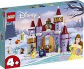 LEGO Disney Princess 4+ Belle's Kasteel Winterfeest - 43180