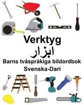 Svenska-Dari Verktyg Barns tv�spr�kiga bildordbok